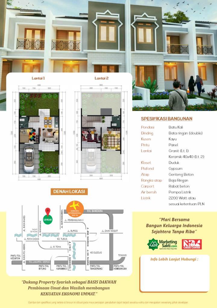 flyer belakang_Sulthana Residence