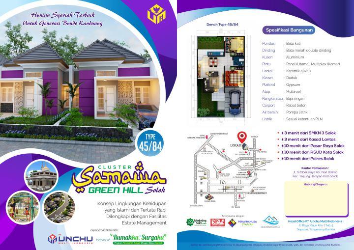 Samawa Green Hill Solok flyer