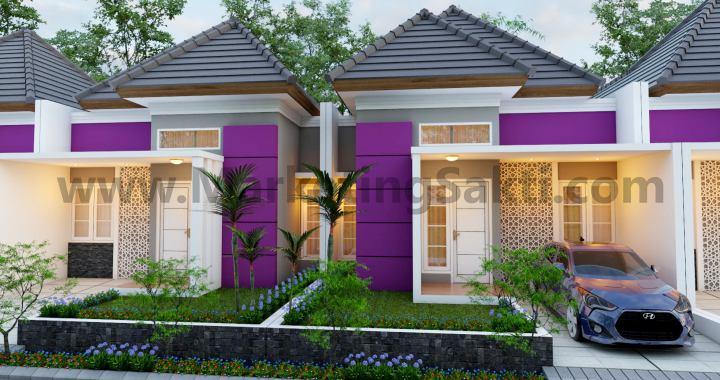 Samawa Green Hill Solok home