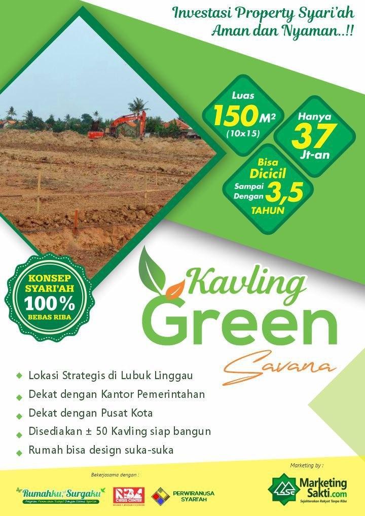 kavling green savana