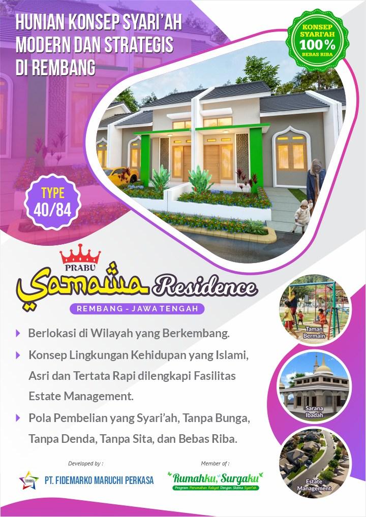 Prabu Samawa Residence Rembang